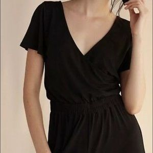 Black Express Jumpsuit